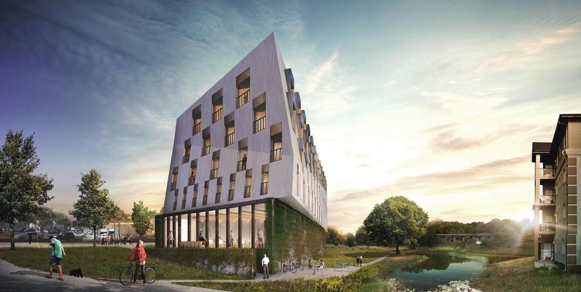 Legatum building